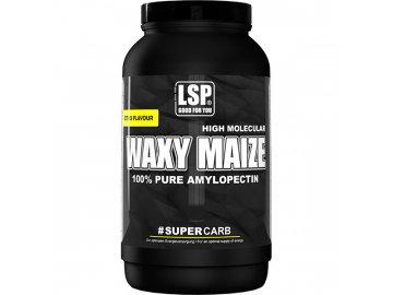waxy maize sacharidy