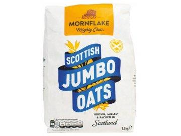 scottish jumbo oats