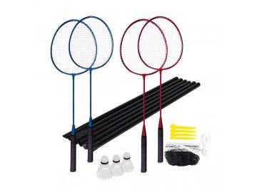 badmintonová sada spokey