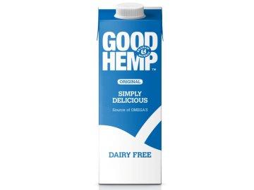 konopné mléko good hemp