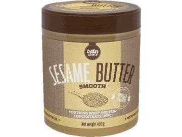 sezamové máslo