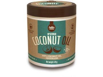 kokosový olej trec