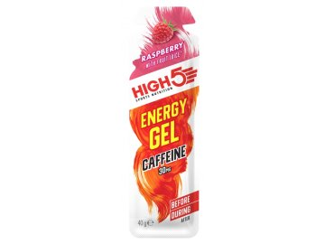 energy gel caffeine high5