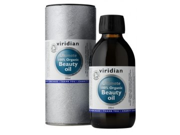 beauty oil viridian