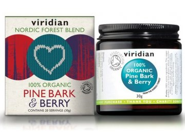 pine bark berry viridian