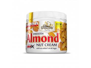mandlové máslo amix