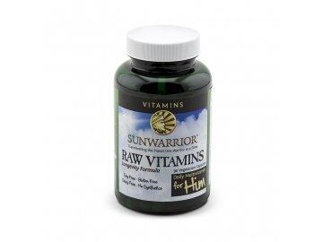 vitaminy pro muze sunwarrior