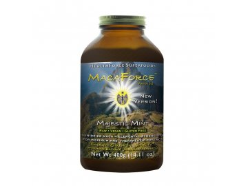 macaforce majestic mint maca