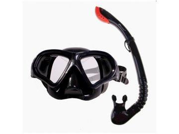 tortuga potápěcí maska