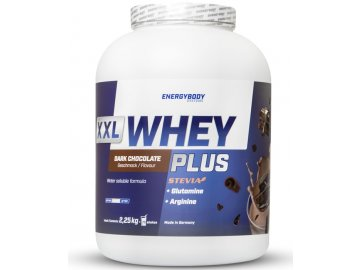 xxl whey protein plus energybody