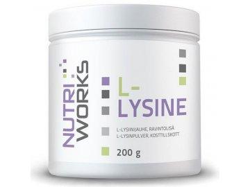 l lysine NutriWorks