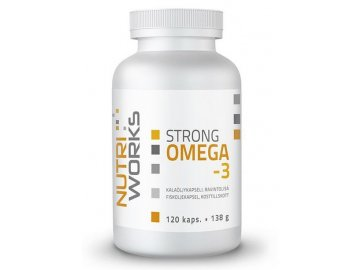 strong omega 3 nutriworks
