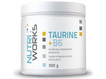 taurine + b6 nutriworks