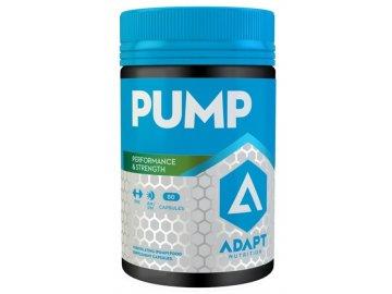 pump adapt nutrition