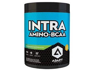 intra amino bcaa adapt nutrition
