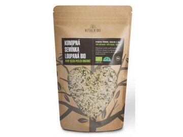 konopná semínka loupaná bio 250g