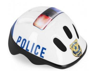 POLICE PŘILBA
