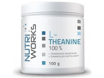 l theanine 100g nutriworks