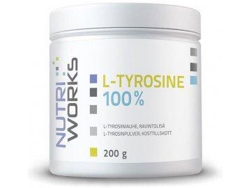 tyrosine 100% nutriworks
