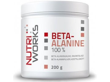 beta alanine 200 g nutriworks