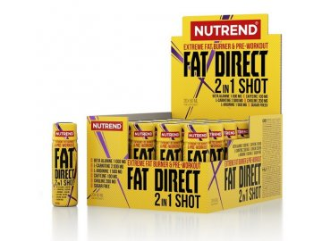 nutrend fat direct shot 2in1 2
