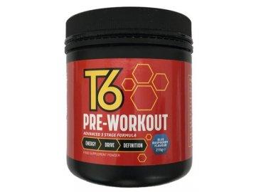 t6 preworkout