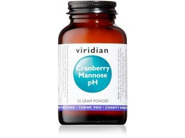 Cranberry Mannose pH 50g (Brusinky, manóza a draslík)