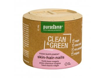 Skin Hair Nails BIO 60 tablet (Kůže  - Vlasy - Nehty)