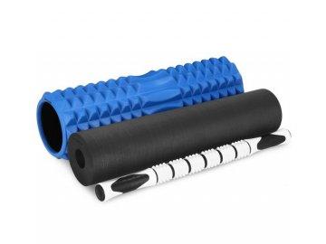 MIX ROLL fitness masážní válec 3v1