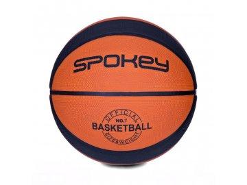 Spokey DUNK Basketbalový míč  hnědý  vel.7