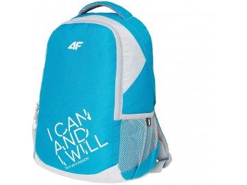 Modrý trekingový batoh modrý 4F