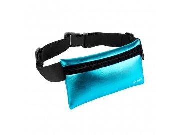 Spokey HIPS BAG Sportovní ledvinka modrá