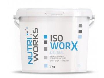 iso worx nutriworks 2 kg