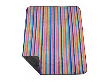 PICNIC ARKONA Pikniková deka s popruhem 150 x 180 cm