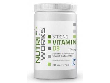 nejlepší vitamín D3