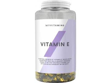 nejúčinější vitamín E