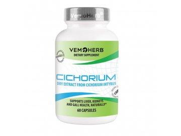 Cichorium 60 kapslí (Čekanka obecná)