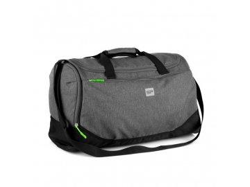 Sportovní taška PIRX  šedá 35 l