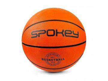 Míč na košíkovou Spokey Cross velikost 7 1