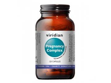 Pregnancy Complex 120 kapslí (Natural multivitamín pro těhotné)