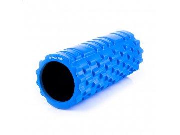 Fitness masážní válec TEEL II modrý
