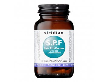 S.P.F Skin Pro Factor 30 kapslí (Komplex pro podporu pleti)