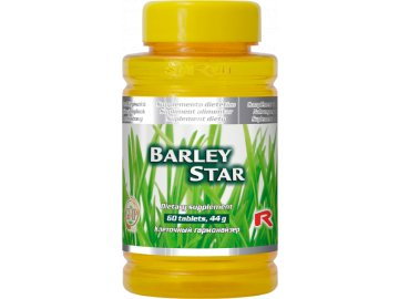 BARLEY STAR 60 tablet