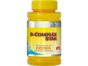 B-COMPLEX STAR 60 tablet