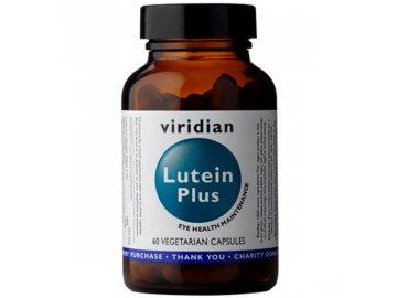 Lutein Plus 60 kapslí (Směs pro normální stav zraku)