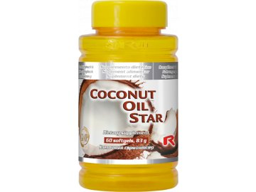 COCONUT OIL STAR 60 tobolek
