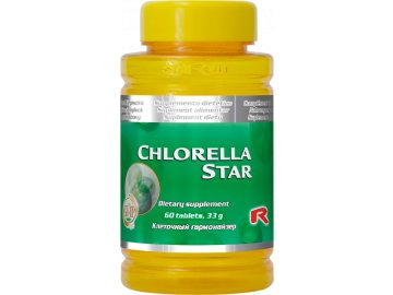 CHLORELLA STAR 60 tablet