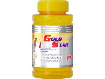 GOLD STAR 60 kapslí