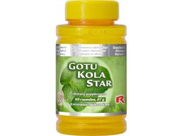 GOTU KOLA STAR 60 kapslí
