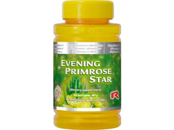 EVENING PRIMROSE STAR, 60 tobolek